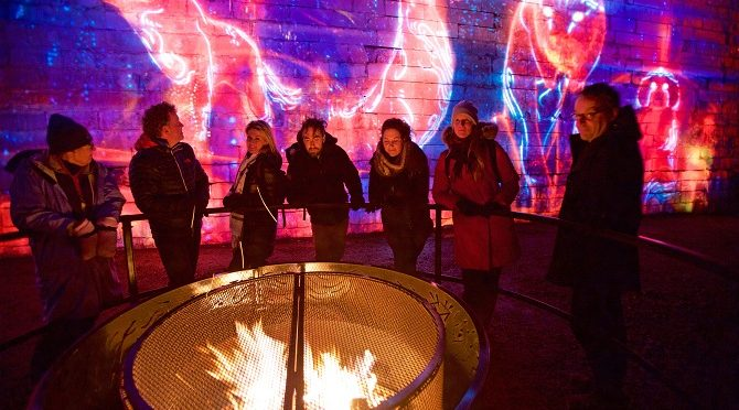 Lumina Borealis, Fort Henry, quoi faire à Kingston, tourisme à Kingston