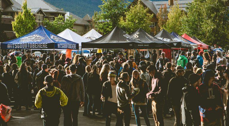 Whistler Village Beer Festival © Eric Beckstead