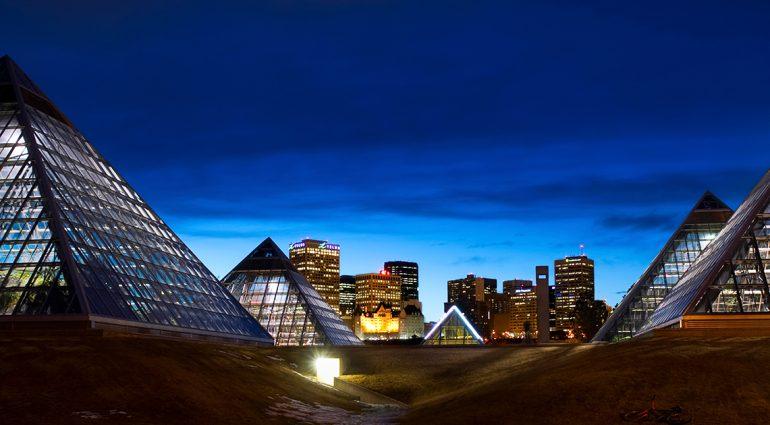 Edmonton, tous azimuts