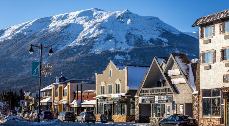 Novembre à Jasper : Le rendez-vous de Canada 150