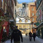 Plaisirs d'hiver à Québec