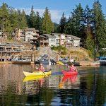 Cinq excursions d'un jour autour de Vancouver