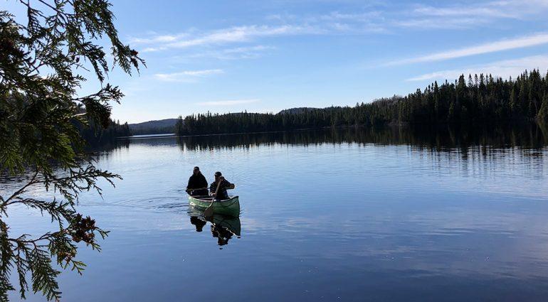 Escapade à Lac-Édouard, au Québec