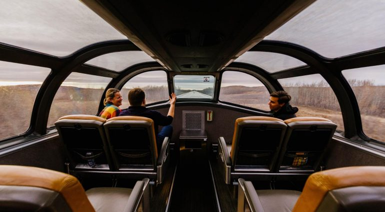 Comment tirer parti d'un long voyage en train