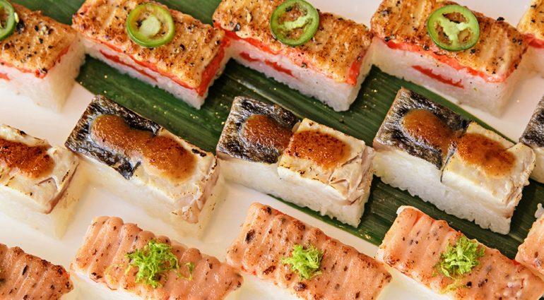 Cinq fabuleux restaurants de sushis écoresponsables à Vancouver