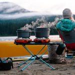 Le camping d'été au Canada