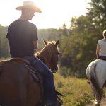 Découvrir le Canada à cheval