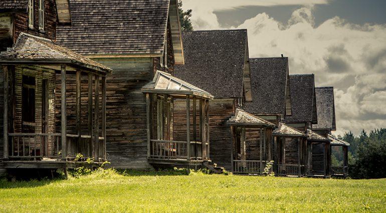 Une nuit à Val-Jalbert, le village fantôme le mieux préservé au Canada