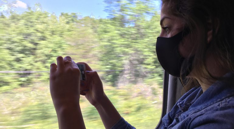 On va de l'avant avec vous: VIA Rail vous aide à recommencer à voyager